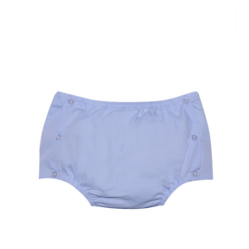 Boy Diaper Cover - Blue 1
