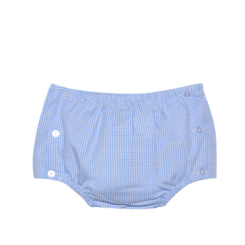 Boy Diaper Cover - Blue 2