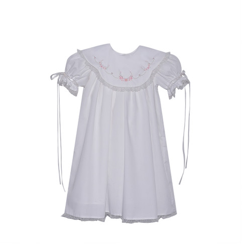 Evelyn Dress - White