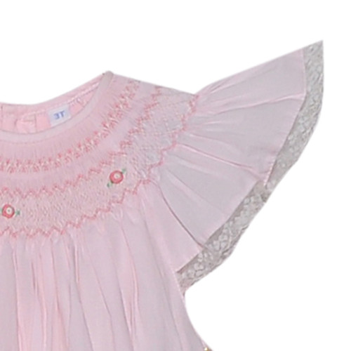Abigail Angel Bishop - Pink