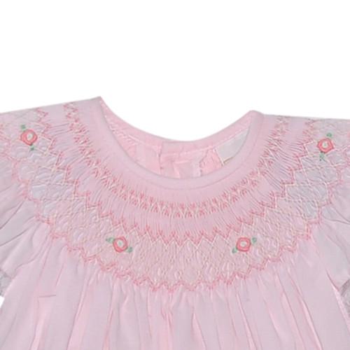 Abigail Girl Bubble - Pink