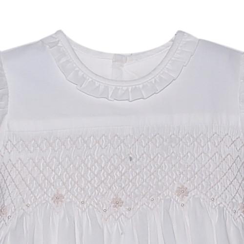 Penelope Dress - White