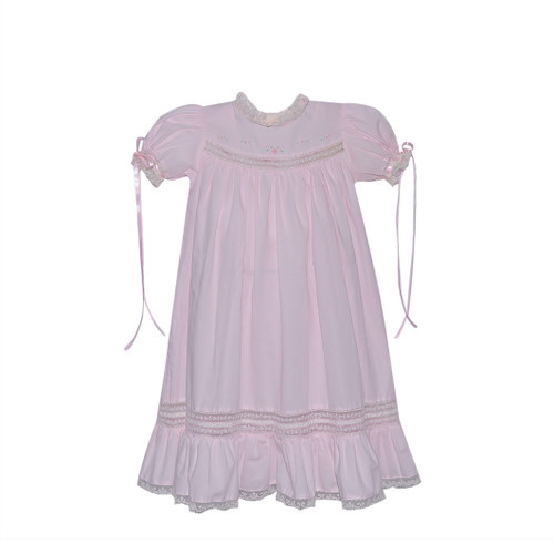 Anna Dress - Pink