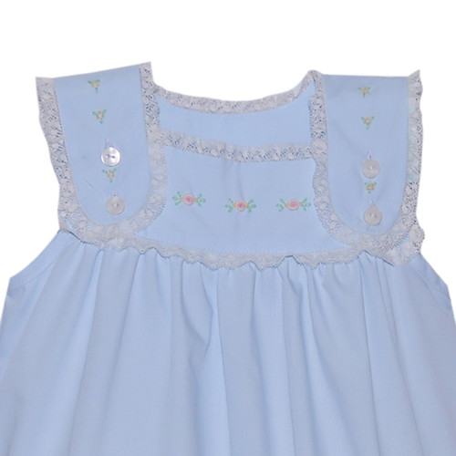 Eleanor Girl Bubble - Blue