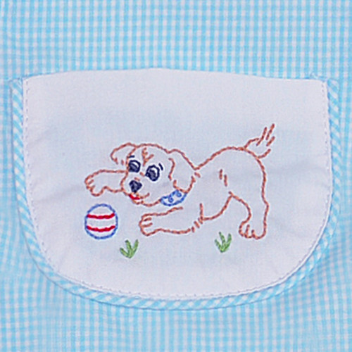 Playful Puppy Shortall