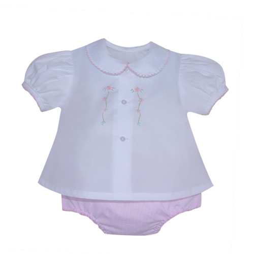 Avery Girl Diaper Set