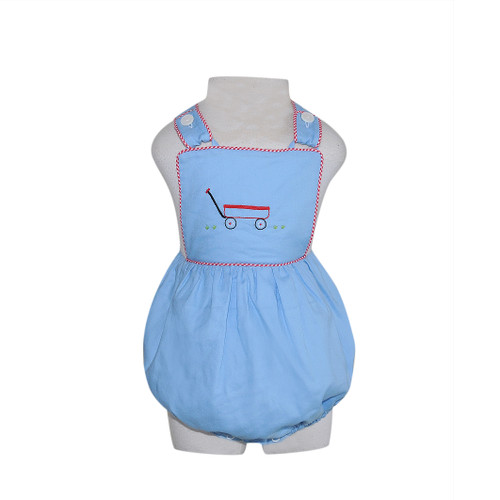 Wagon Sunsuit