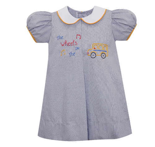 The Wheels on the Bus Dress