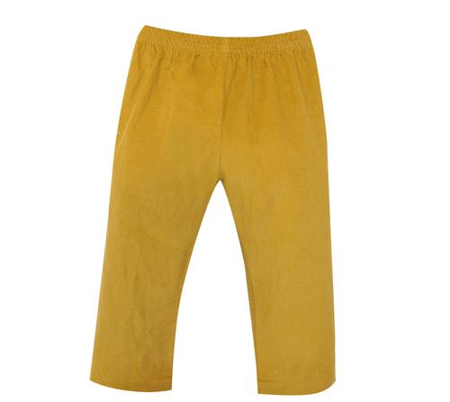 Jackson Pant- Harvest Yellow