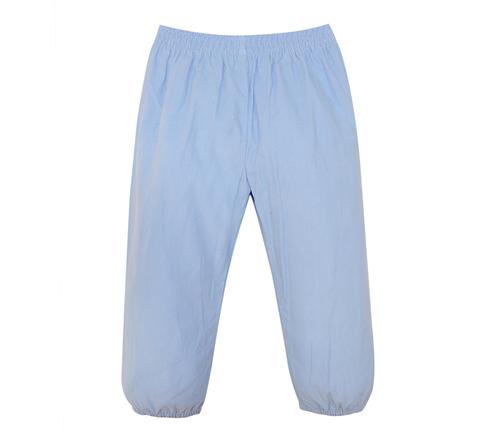 Logan Elastic Pant- Baby Blue