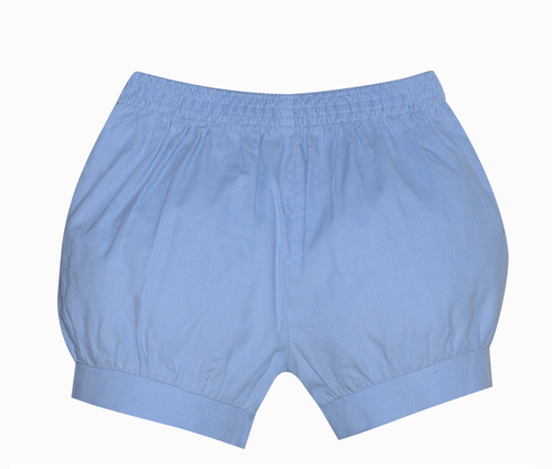 Benjamin Banded Short-Baby Blue