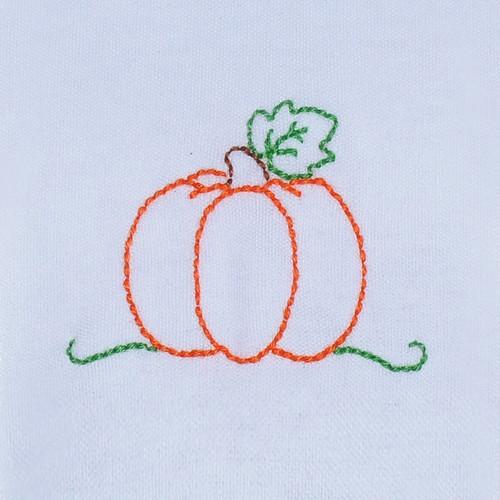 Pumpkin Short Set