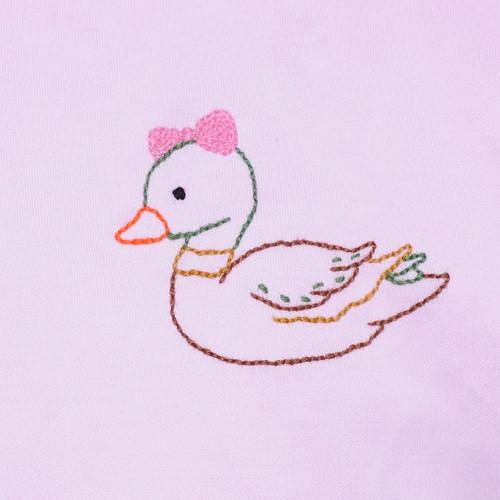 Duck Girl Bubble