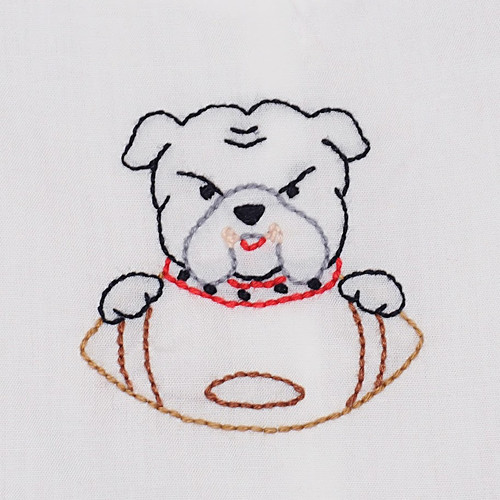 Bulldog Bloomer Set/Short Set
