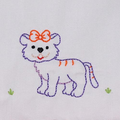 Tiger Girl Bubble-3