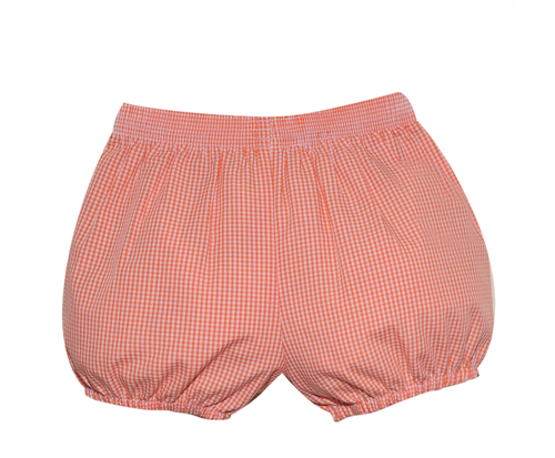 Orange Bloomer Short
