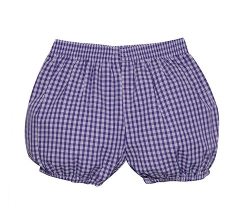 Purple Bloomer Short