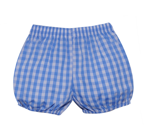 Blue Bloomer Short