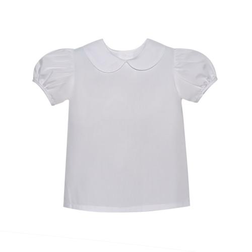 Girl Short Sleeve Blouse