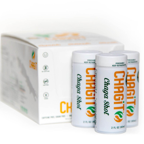 Chaga Shot - (Box of 15)