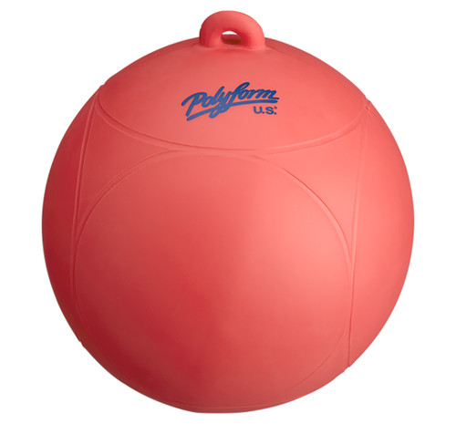 Polyform Water Ski Buoy  RED #WS-1RED