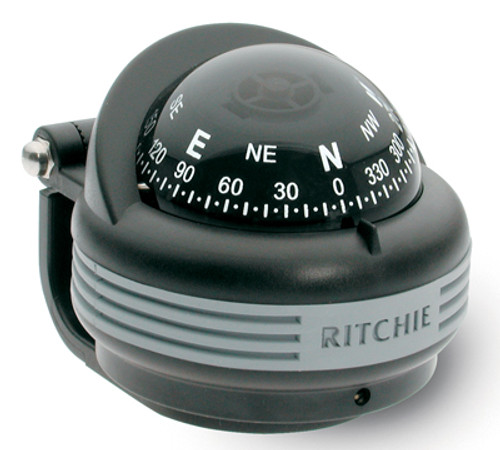 Ritchie Navigation Trek Compass & Bracket Mount