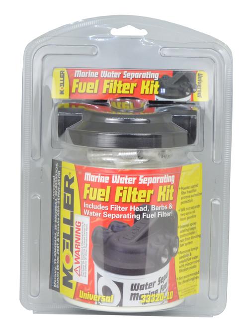 Moeller Water Separating Fuel Filter Kit #033320-10