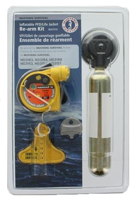Mustang Survival Hydrostatic Inflator Re-Arm Kit #MA7214