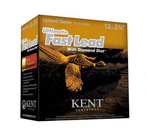 KENT CARTRIDGE Fast Lead Upland Game #K202UFL28-6