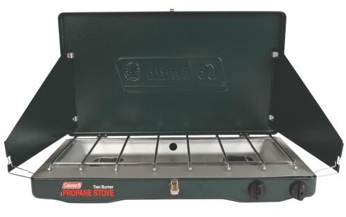 Coleman PerfectFlow 2-Burner Propane Stove #2000020943