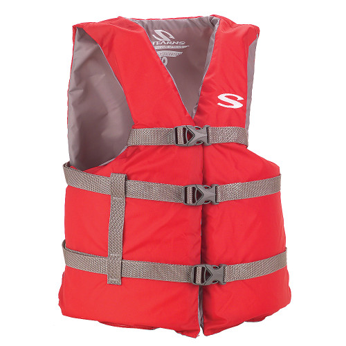 Stearns Classic Series Life Vests-PFD 2001 RD UNV #3000004474
