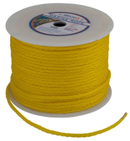 Sea Dog Anchor Line & Snap Hook 304210075YW-1 #304210075YW-1
