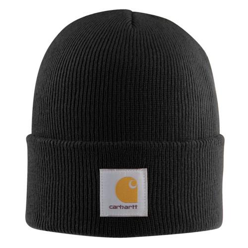 Carhartt Acrylic Watch Hat #A18-BLK