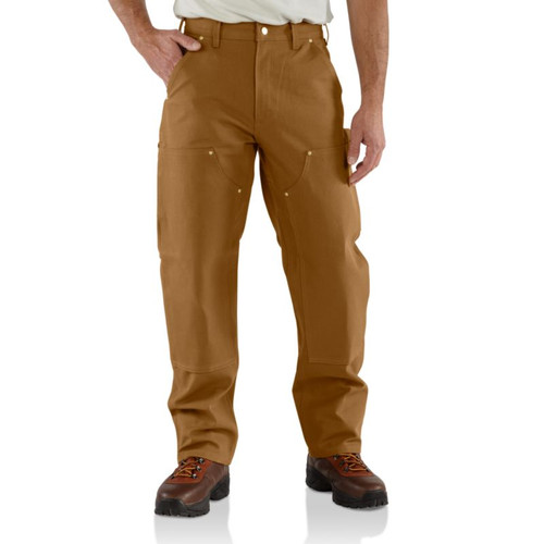 Carhartt Firm Double-Front Work Dungaree Pant