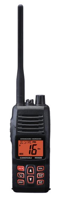 Standard Horizon HX400 Handheld VHF Radio #HX400