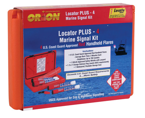 Orion Safety Signals Locater & Marine Signal Kit #534