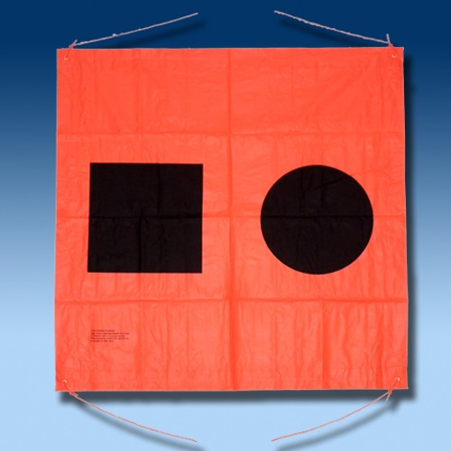 Orion Safety Signals Distress Flag #925