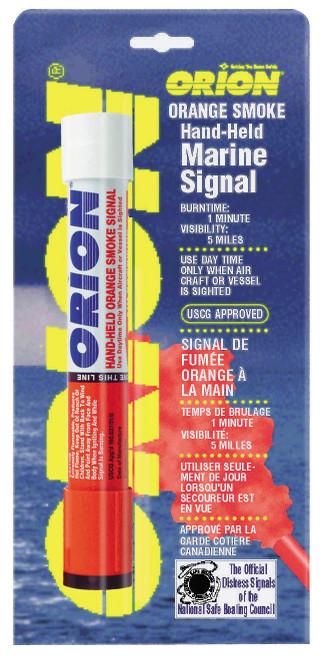 Orion Safety Signals Handheld Smoke Signal #956