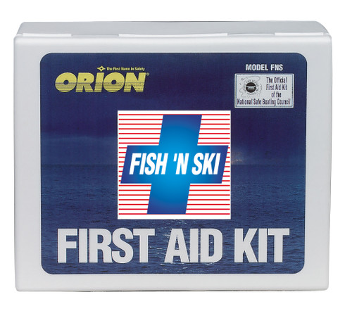 Orion Safety Signals Fish'N'Ski First Aid Kit-74 Piece #963