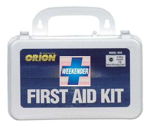 Orion Safety Signals Weekender First Aid Kit-146 Piece #964