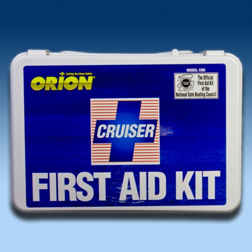 Orion Safety Signals Cruiser First Aid Kit-158 Pieces #965