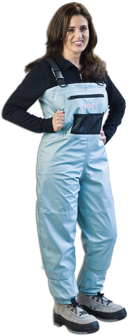Caddis Deluxe Breathable Stockingfoot Waders #CA12908W - Queen L