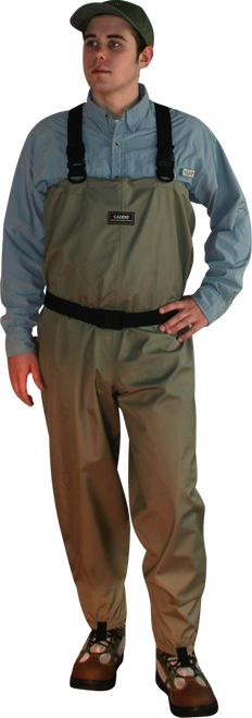 Caddis Breathable Stockingfoot Waders #CA8901W - Reg M