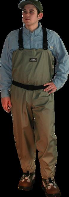 Caddis Breathable Stockingfoot Waders #CA8901W - Reg XL