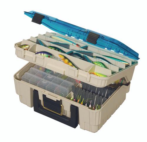 Plano 2-Level Magnum Satchel Tackle Box #134900