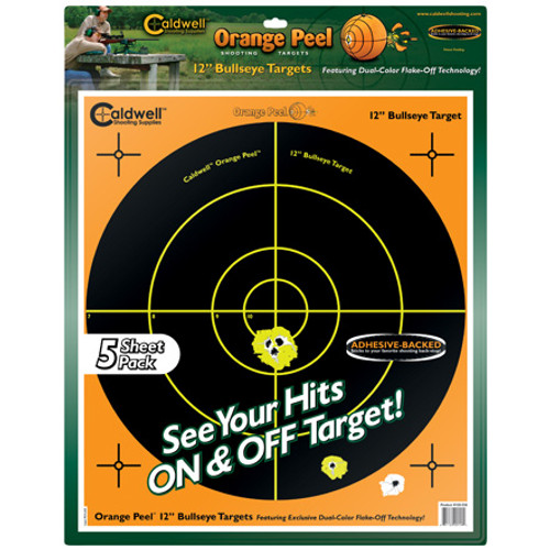Caldwell Orange Peel Targets #120-556