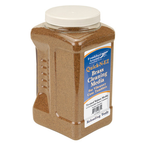 Frankford Arsenal Quick-N-EZ Brass Cleaning Media #347-338