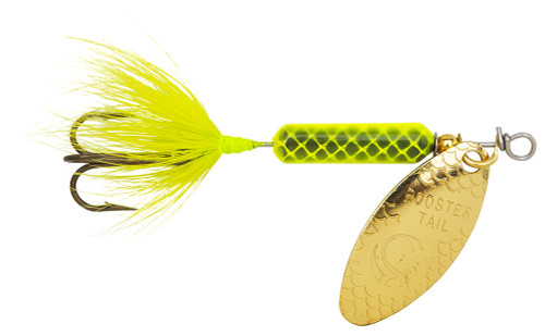 Worden/'s Original Rooster Tail RT 204 Brown Trout for sale online