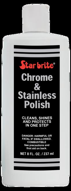 Starbrite Chrome & Stainless Polish #082708