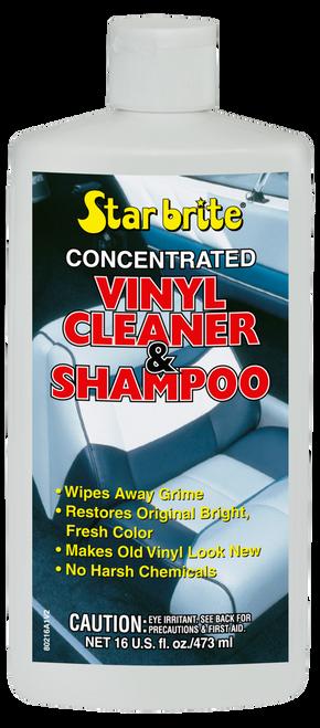 Starbrite Vinyl Cleaner & Shampoo #080216P